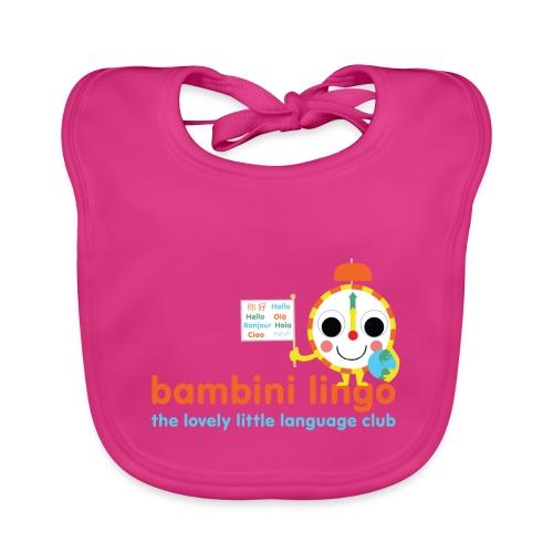 bambini lingo - the lovely little language club - Organic Baby Bibs