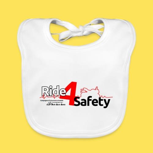 Ride 4 Safety - Bavaglino ecologico per neonato