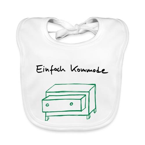 Einfach Kommode - Baby Bio-Lätzchen