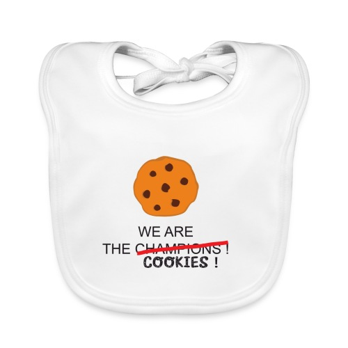WE ARE THE COOKIES - Bavaglino