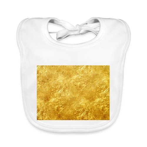 Gold case - Baby Organic Bib