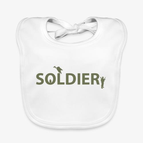 Soldier Series - Baby Organic Bib