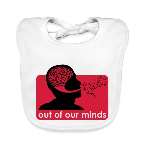 Out of Our Minds - Organic Baby Bibs