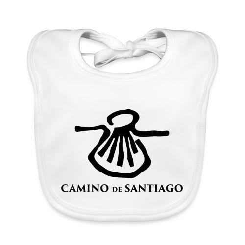 Camino de Santiago - Baby økologisk hagesmæk