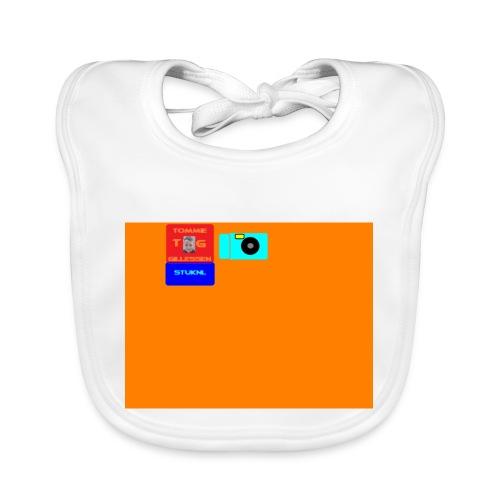 logo - Bio-slabbetje voor baby's