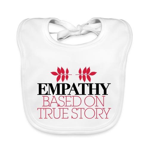 empathy story - Ekologiczny śliniaczek