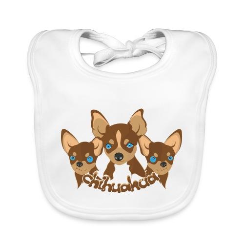 Chihuahua - Bavaglino ecologico per neonato