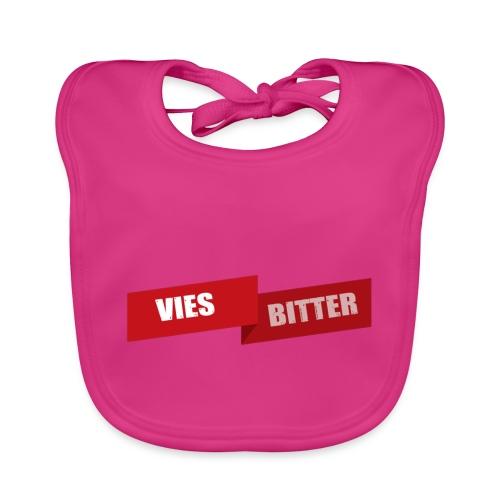 Vies Bitter - Bio-slabbetje voor baby's