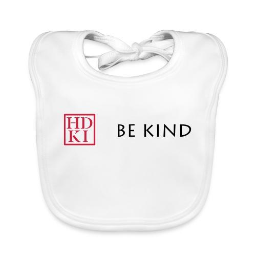 HDKI Be Kind - Organic Baby Bibs