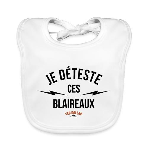 Blaireaux - Bavoir bio Bébé