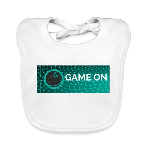 GameOn Light Tekst - Bio-slabbetje voor baby's