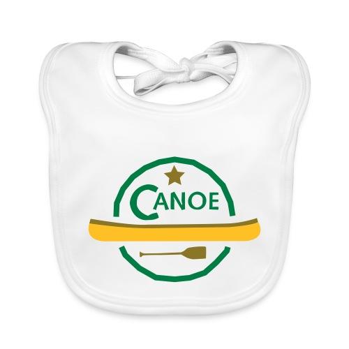 Kanu Logo - Baby Bio-Lätzchen