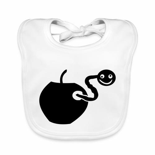 Wurm drin? - Baby Bio-Lätzchen