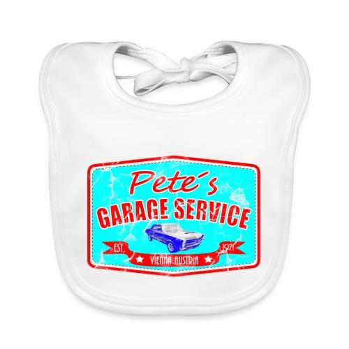 Pete´s Garage - Baby Bio-Lätzchen