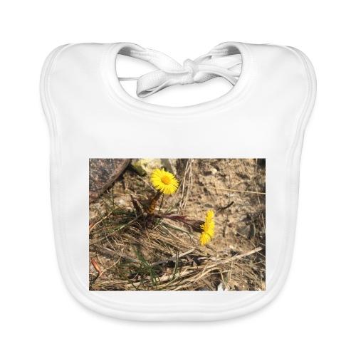 The Flower Shirt - Følfod - Hagesmække af økologisk bomuld