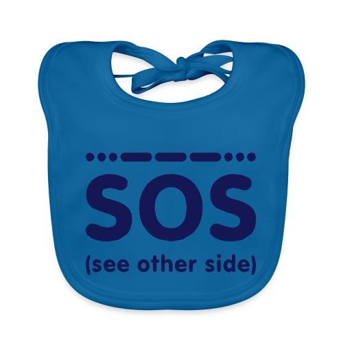 SOS - Bio-slabbetje voor baby's