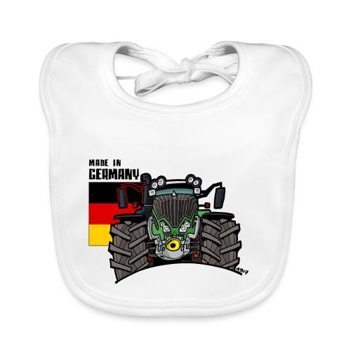 made in germany F - Bio-slabbetje voor baby's