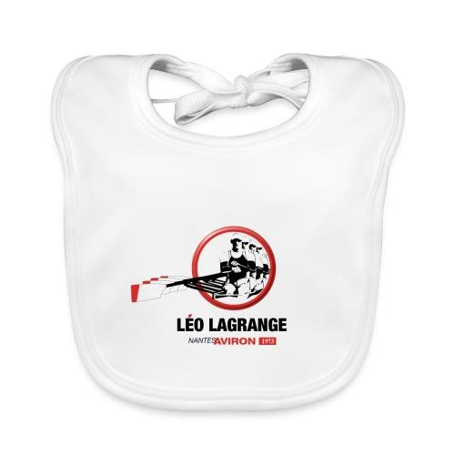 Léo Lagrange Nantes Aviron - Bavoir bio Bébé