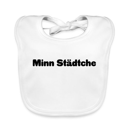 Minn Städtche - Baby Bio-Lätzchen