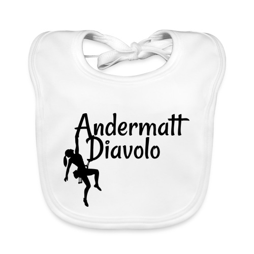 Andermatt Diavolo Uri Geschenkidee - Baby Bio-Lätzchen