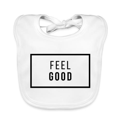 FEEL GOOD - Ekologisk babyhaklapp