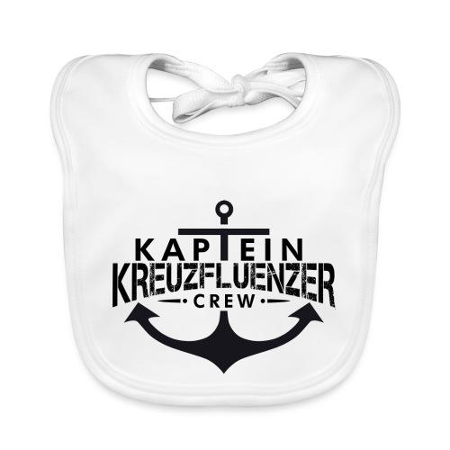 Kaptein Kreuzfluenzer Crew - Baby Bio-Lätzchen