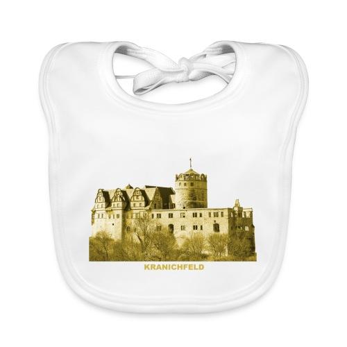 Kranichfeld Schloss Oberschloss Thüringen - Baby Bio-Lätzchen