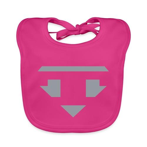 Twanneman logo Reverse - Bio-slabbetje voor baby's