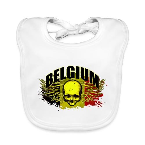 Belgium Devil - Bio-slabbetje voor baby's