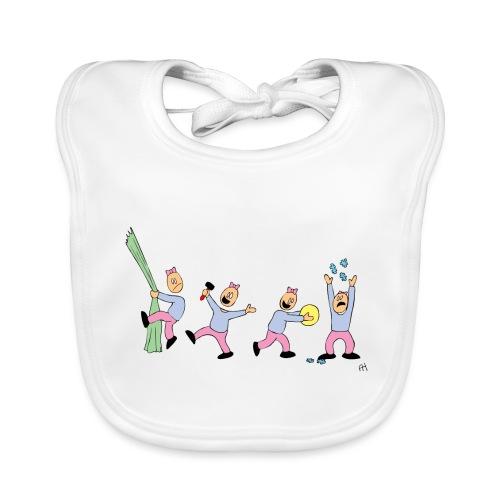 toern babybody - Økologisk babysmekke