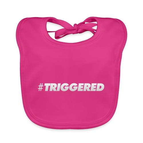 TRIGGERED - Baby Organic Bib