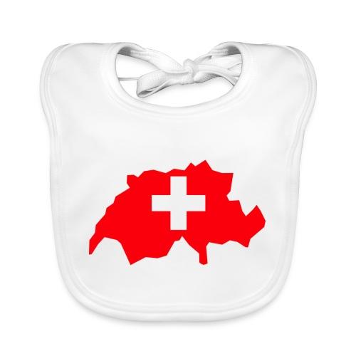 Switzerland - Bio-slabbetje voor baby's