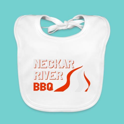 Neckar River BBQ Tasse - Baby Bio-Lätzchen