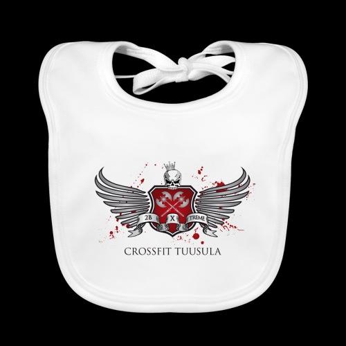 CrossFit Tuusula - Vauvan ruokalappu