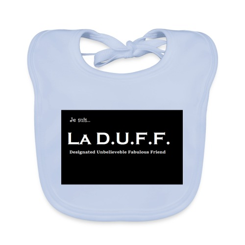 Je Suis La D.U.F.F. Shirt female - Bio-slabbetje voor baby's