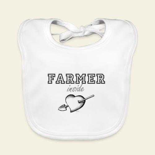 Hearth farmer - Bavaglino ecologico per neonato