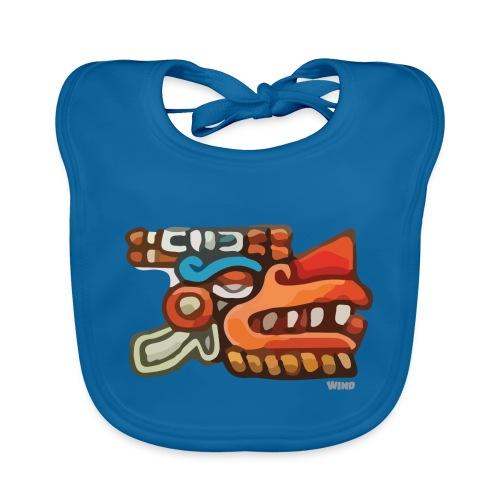 Aztec Icon Wind - Organic Baby Bibs