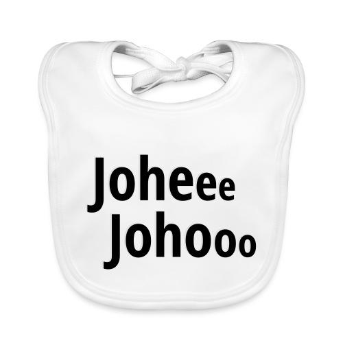 Premium T-Shirt Johee Johoo - Bio-slabbetje voor baby's