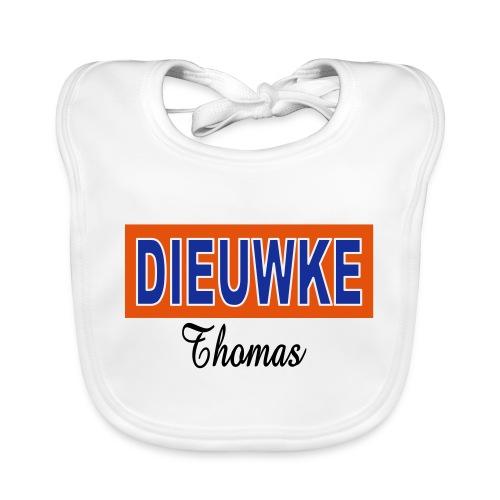 dieuwke 01 thomas 02 - Bio-slabbetje voor baby's