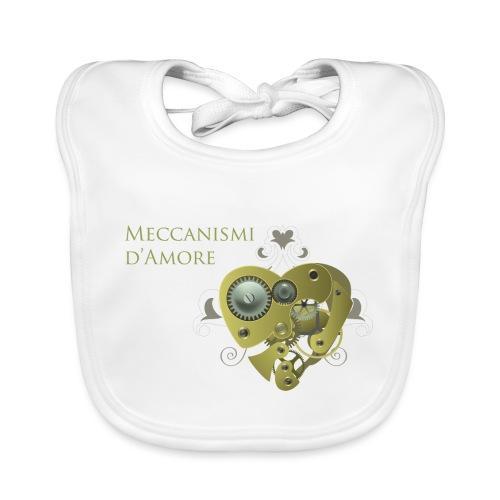 meccanismi_damore - Bavaglino ecologico per neonato