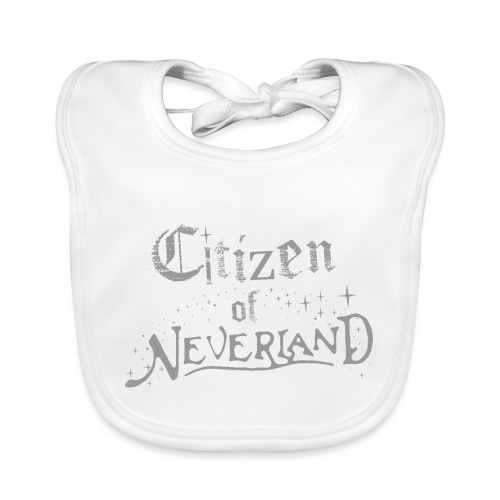 Citizen of Neverland - Organic Baby Bibs
