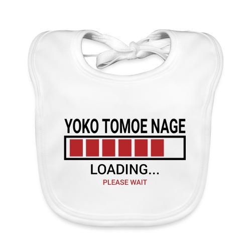 Yoko Tomoe Nage Loading... Pleas Wait - Ekologiczny śliniaczek