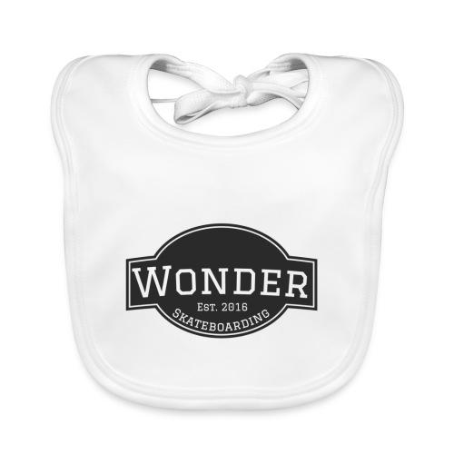 Wonder T-shirt - ol' small logo - Hagesmække af økologisk bomuld