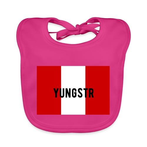 youngstr Logo Shirt - Baby økologisk hagesmæk