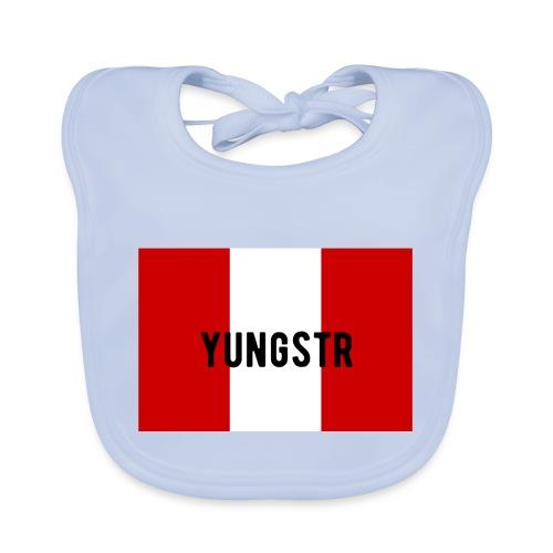 youngstr Logo Shirt - Hagesmække af økologisk bomuld