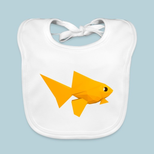 RATWORKS Fish-Smish - Baby Organic Bib