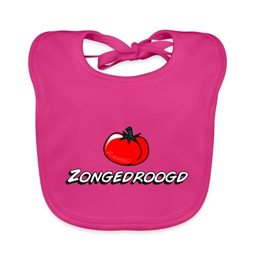ZONGEDROOGD - Bio-slabbetje voor baby's
