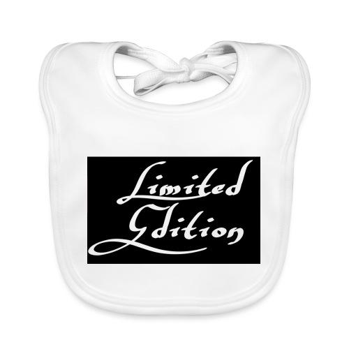 Limited edition - Vauvan luomuruokalappu