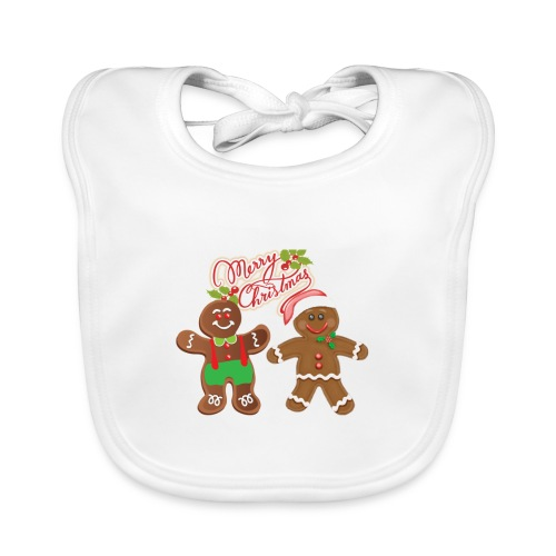 Frall&Tom XMAS kids colection - Organic Baby Bibs