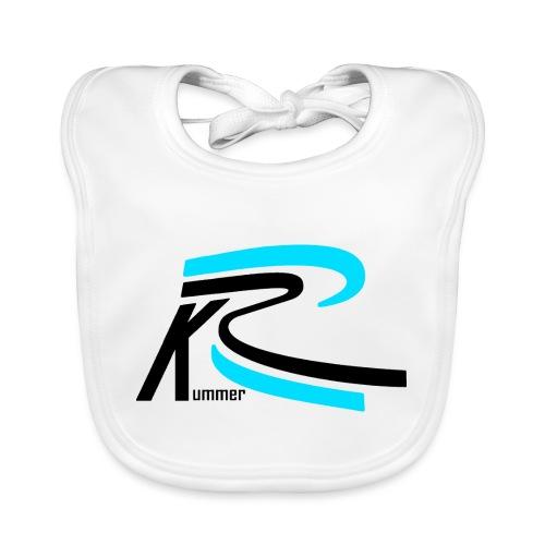 Roland Kummer Logo Schwarz - Baby Bio-Lätzchen